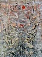 Vishnu on Garuda det