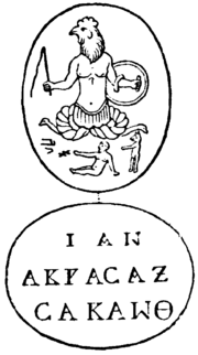 Abraxas, Nordisk familjebok