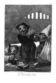 Goya - Caprichos (49)