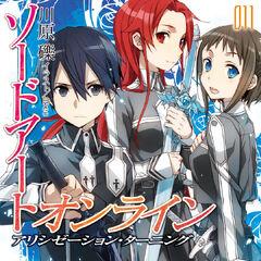 Sword Art Online 11: Alicization Turning. Released on December 10, 2012.