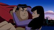 Superman and Lois (Justice League Unlimited)