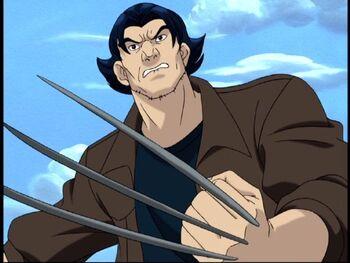 Logan (X-Men Evolution)2