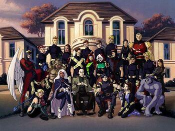 X-Men (X-Men Evolution)