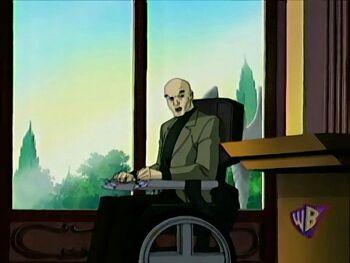 Professor Xavier (X-Men Evolution)5