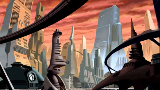 Krypton (Justice League Unlimited)