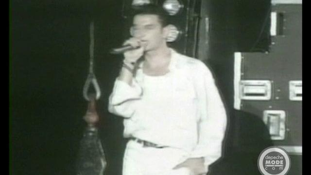 """Depeche Mode - """"People Are People"""" - Archives Concert Series, The Concert For The Masses, June 18th, 1988"""