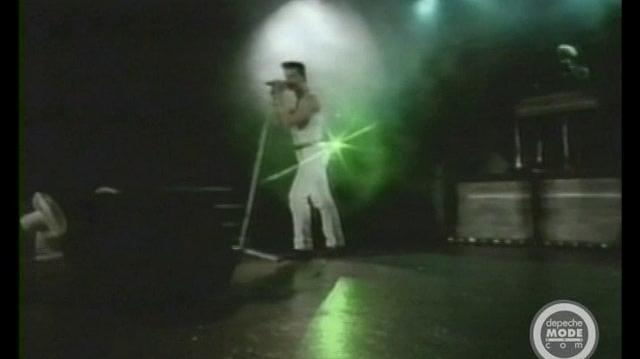 """Depeche Mode - """"Master And Servant"""" - Archives Concert Series, The Concert For The Masses, June 18th, 1988"""