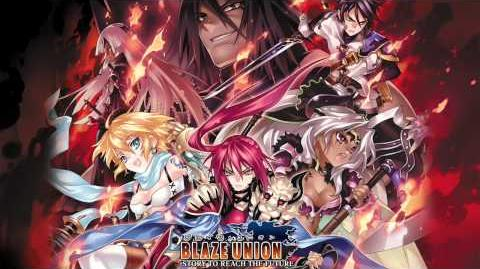 Blaze Union OST - The Stage in His Hands-0