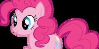 Pinkie Pie Hair