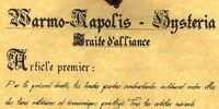 Traité d'Alliance Hystéro-Kapolien