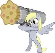 Muffin cannon