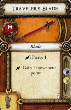 Bard - Traveler's Blade