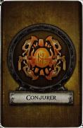 Conjurer - Cardback