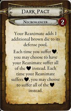 Necromancer - Dark Pact