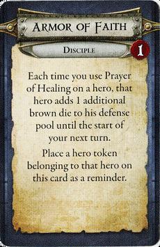 Disciple - Armor of Faith