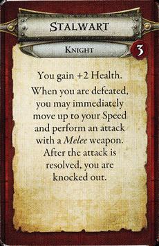 Knight - Stalwart