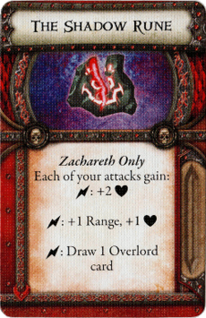 Overlord Relic - The Shadow Rune