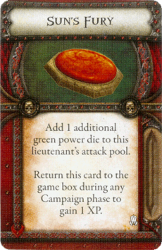 Overlord Relic - Sun's Fury