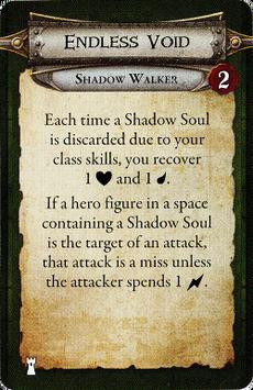 Shadow Walker - Endless Void