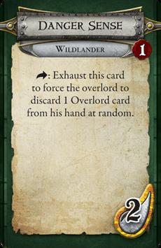 Wildlander - Danger Sense