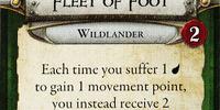 Fleet of Foot