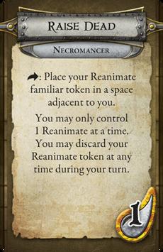 Necromancer - Raise Dead