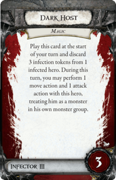 Overlord Card - Dark Host