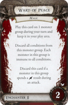 Overlord Card - Ward of Peace