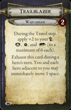 Watchman - Trailblazer