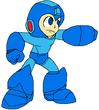 Desi TR Mega Man