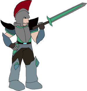 Desi TR Knight Guy
