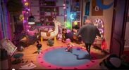 The Girls' Bedroom in Despicable Me 2