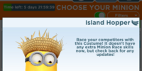 Island Hopper Minion Costume