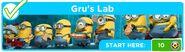Gru lab banner