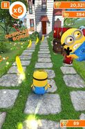 Minion rush ReSiDeNtİaL