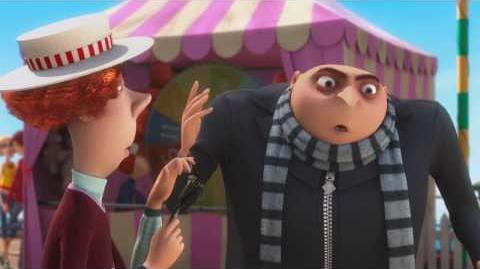 """Despicable Me - Clip """"It's So Fluffy"""""""