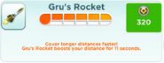 Grus Rocket