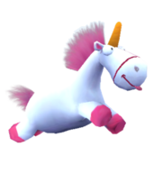 Minion Rush Fluffy Horse