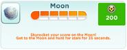 Moon powerup