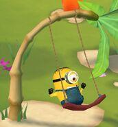 Swing Minions Paradise