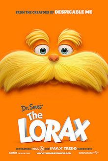 Lorax Poster