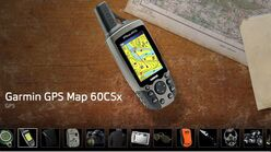 Garmin GPS Map 60CSx