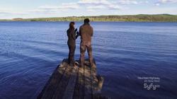 Swedish Lake Monster lake
