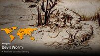 Haunted Island & Devil Worm