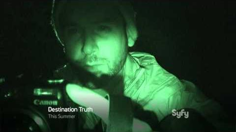 Destination Truth - Season 5 Teaser