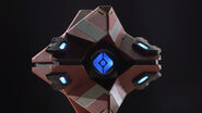 Destiny Ghost replica front view