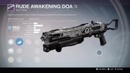 TTK Rude Awakening DOA Overlay