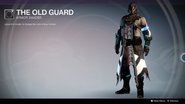 The Old Guard UI