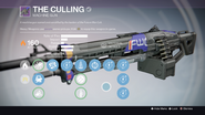 TTK The Culling Overlay