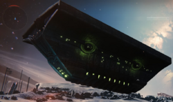 Tombship-ingame
